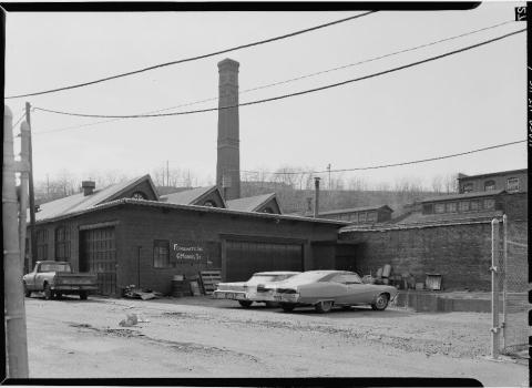 Barbour Flax Mills of Paterson, NewJersey