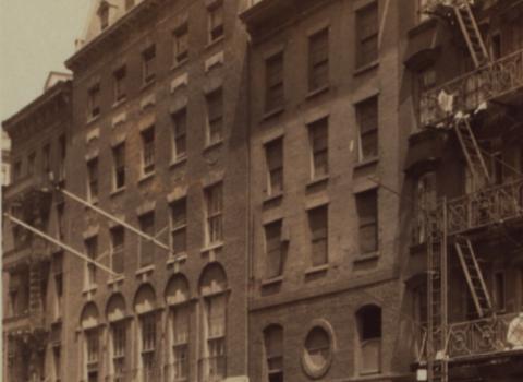 105-107 and 109 Washington Street, NewYork